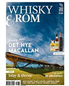 Whisky&Rom Magasinet Issue No.32 - Danmarks whisky og rom magasin
