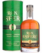 A. Michler Ron Espero Limited Edition Reserva Exclusiva Rom 40%