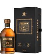 Aberfeldy 21 år Madeira Cask Finish Single Malt Highland Whisky 40%