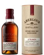 Aberlour abunadh Batch 67 Single Speyside Malt Whisky 70 cl 59,8%