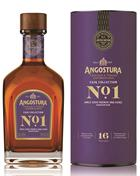 Angostura No 1 Cask Collection Premium Rum 16 år Caribbean Trinidad rom 40%