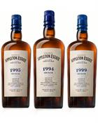Appleton Estate Hearts Collection Velier Rom Trio