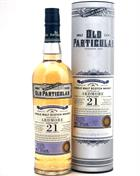 Ardmore 1996/2018 Douglas Laing 21 år Old Particular Single Cask Highland Malt Whisky 48,4%