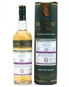 Ardmore 1996/2017 Old Malt Cask 20 år Single Malt Highland Whisky 49,3%