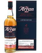 Arran Private Cask Limited Edition Single Island Malt Whisky