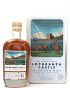 Arran Lochranza Castle The Explorers Series 21 år Single Island Malt Whisky 47,2%