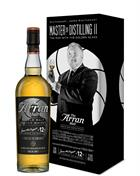 Arran Master of Distilling II James MacTaggert 12 år Single Island Malt Whisky 51,8%