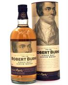 Arran Robert Burns Single Island Malt Whisky 43%