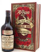 Arran The High Seas Smugglers Series NO 2 Single Island Malt Whisky 55,4%
