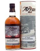 Arran PX finish Julemalten Limited Edition Single Island Malt Whisky