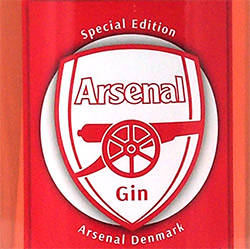 Arsenal Gin