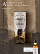 Balvenie 12 år The Sweet Toast of American Oak Speyside Malt Whisky 43%