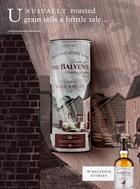 Balvenie 26 år A Day of Dark Barley Speyside Malt Whisky 47,8%
