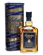 Ballantines Gold Seal