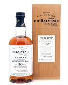 Balvenie Thirty 30 år Single Speyside Malt Whisky 47,3%