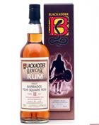 Barbados Four square Blackadder Rum