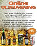Ølsmagning Online via Youtube incl 6 specialøl