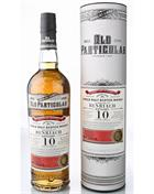 BenRiach 2008/2018 Old Particular 10 år Single Speyside Malt Whisky 48,4%