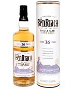 BenRiach 16 år Single Highland Malt Whisky 43%