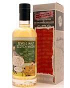 Benrinnes 11 yr Batch 11 That Boutique Y Whisky Company Single Malt Whisky