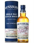 Benrinnes 2007/2018 Mossburn 11 år Single Speyside Malt Whisky 55,8%