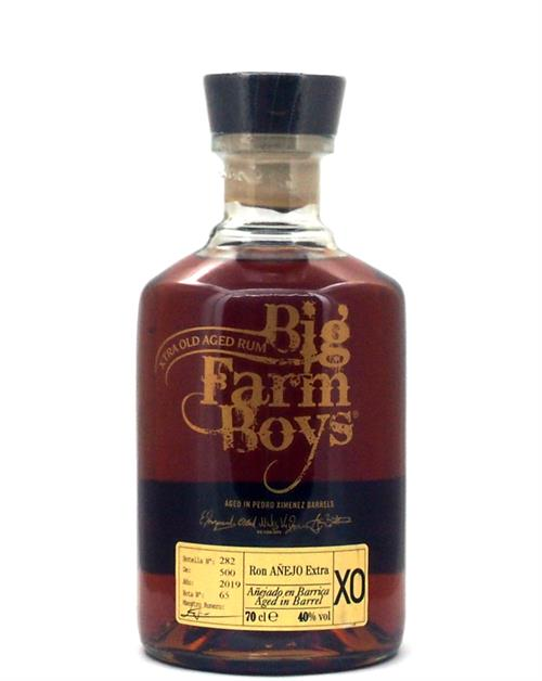 Big Farm Boys XO Aged Rom Anejo 40%