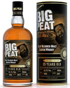 Big Peat 25 År Vintage Series Douglas Laing Blended Islay Malt Whisky 52,1%