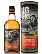 Big Peat 33 år Vintage 1985 Limited Edition Blended Islay Malt Whisky 47,2%