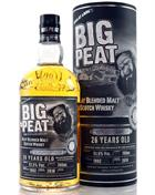 Big Peat 26 år Vintage 1992 Series No 2 Platinum Edition DL Blended Islay Malt Whisky 51,5%