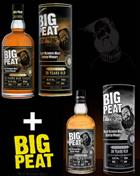 Big Peat 1992 Vintage PAKKETILBUD Series No 1+2