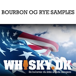 Bourbon og Rye Samples Whisky