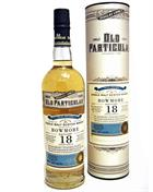Bowmore 1996/2014 Douglas Laing 18 år Old Particular Single Cask Islay Malt Whisky