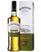 Bowmore Small Batch Bourbon Matured Single Islay Malt Whisky