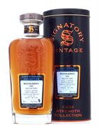 Bruichladdich 1990/2019 Signatory Vintage 28 år Single Islay Malt Whisky 52,1%