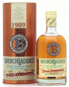 Bruichladdich Full Strength