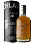 Bruichladdich Cuvee 640: Eroica 21 år Cognac Finish Single Islay Malt Whisky 46%