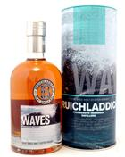 Bruichladdich Waves 2nd Edition Single Islay Malt Whisky 46%
