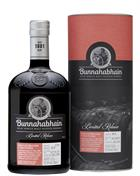 Bunnahabhain 2007/2019 11 år Limited Release French Brandy Finish Single Islay Malt Whisky 52,5%