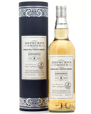 Bunnahabhain 2007 Hepburns Choice 8 år Langside Distillers Single Cask Islay Malt Whisky