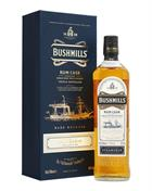 Bushmills Rum Cask The Steamship Collection Whiskey indeholder 70 centiliter med 40 procent alkohol