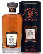 Cambus 1991/2018 Signatory 26 år Single Grain Whisky 55,3%