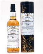 Cameronbridge 1991/2016 The Clan Denny 24 år Single Grain Whisky 54,9%