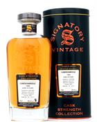 Cameronbridge 1984/2018 Signatory 34 år Single Grain Whisky 49,8%