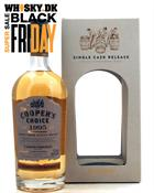 Cameronbridge 1995/2016 Coopers Choice 21 år Single Grain Whisky 46%