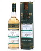 Caol Ila 2009/2017 Old Malt Cask 7 år Single Malt Islay Whisky 50%