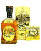 Cardhu 12 år Old Version 1970 Highland Malt Scotch Whisky 40%