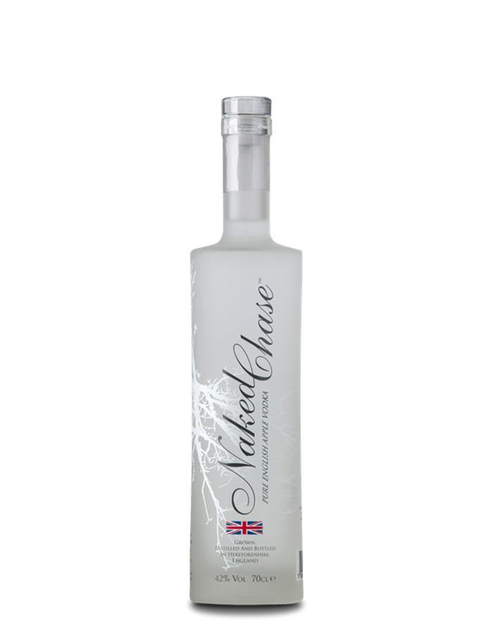 Naked Chase   Pure English Apple Vodka 42% Vol. 0,70L kaufen