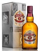 Chivas 12 år Original Blended Scotch Whisky 40%