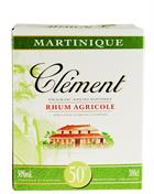 Clement Premiere Canne Hvid Rhum Agricole Bag-in-Box Martinique Rom 50%