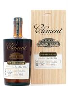 Clement Rare Cask Collection Non Plus Ultra Single Cask Martinique Rom 54,36%